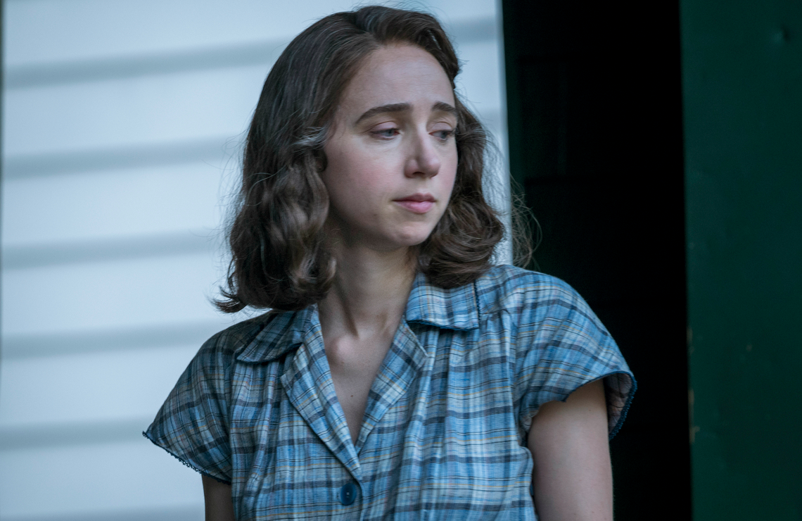 Zoe Kazan in The Plot Against America. (Photo: HBO)
