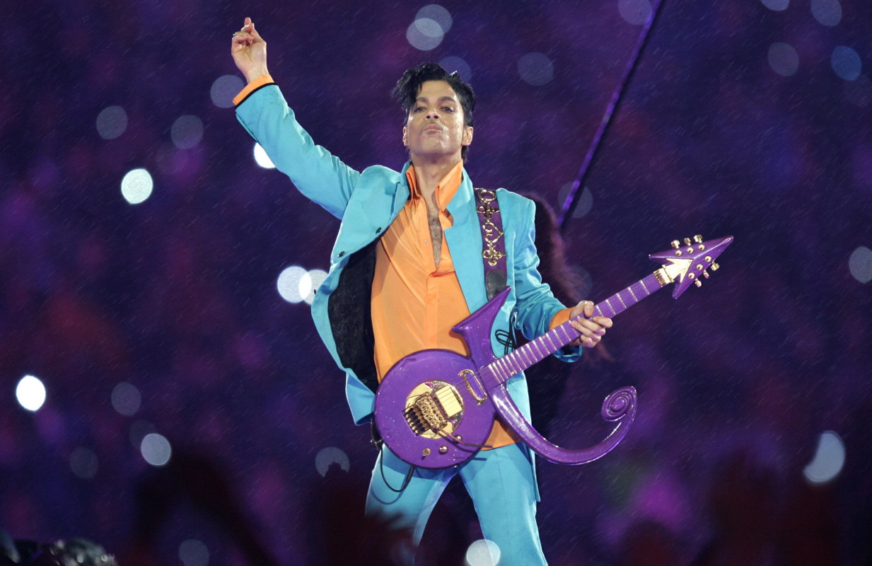 Let's Go Crazy: The Grammy Salute To Prince airs tonight on CBS