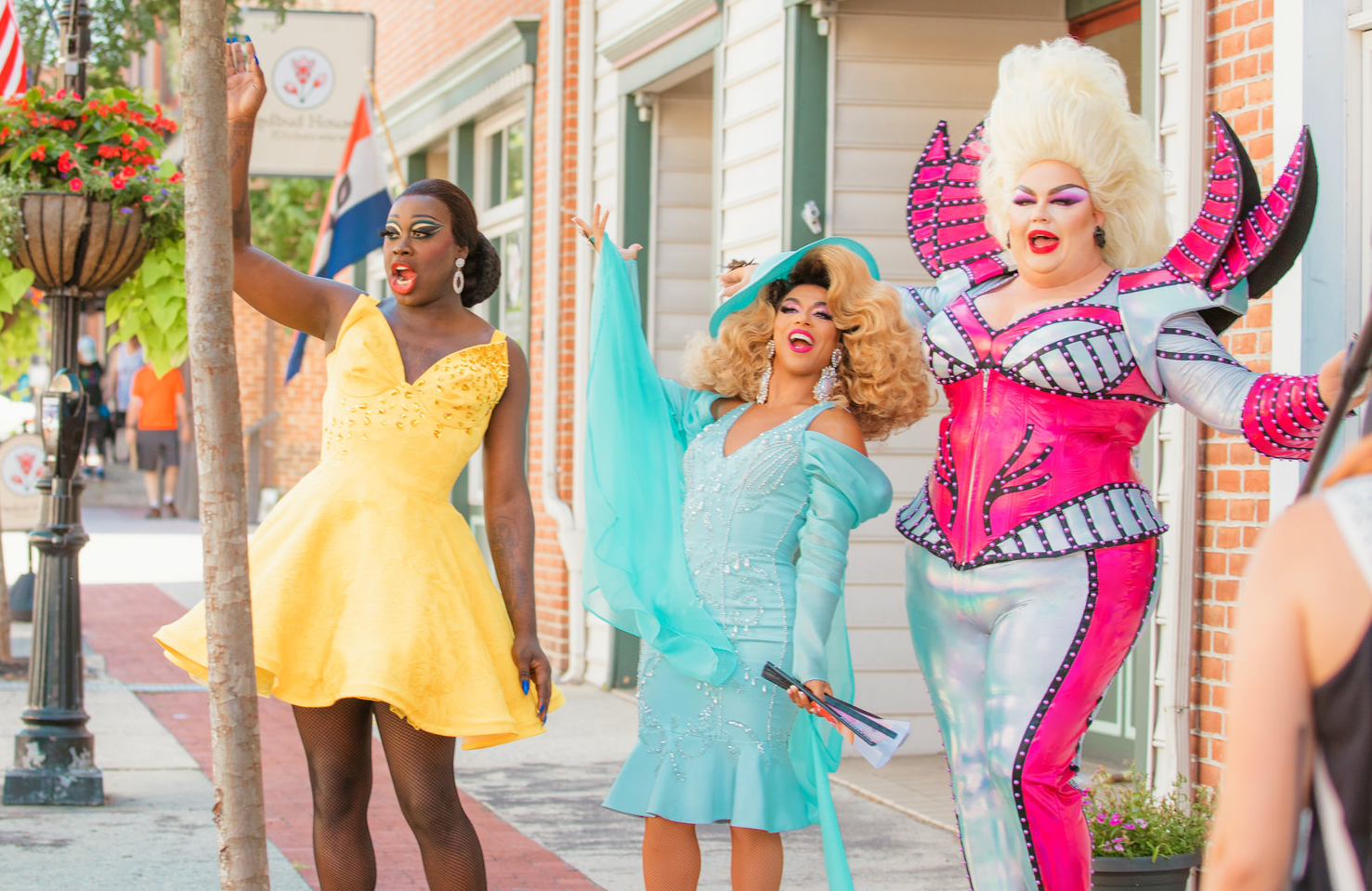Eureka O'Hara Explains the Small-Town Drag on HBO's We're Here ...