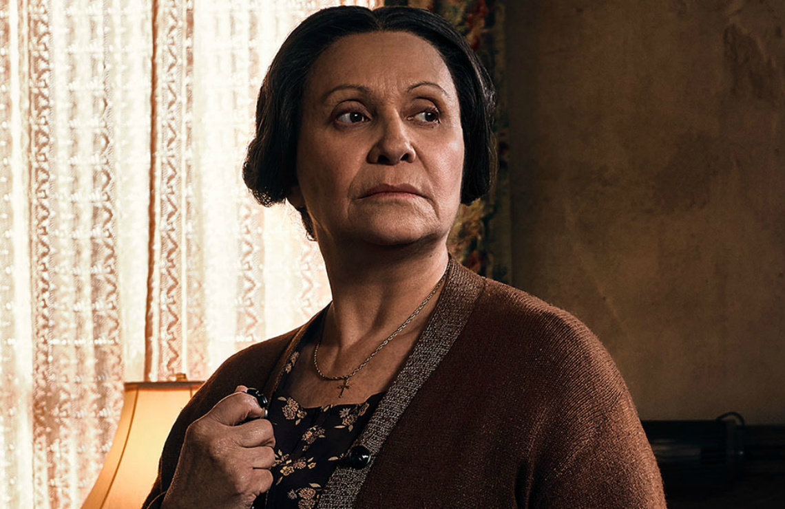 Adriana Barraza in Penny Dreadful: City of Angels. (Photo: Showtime)