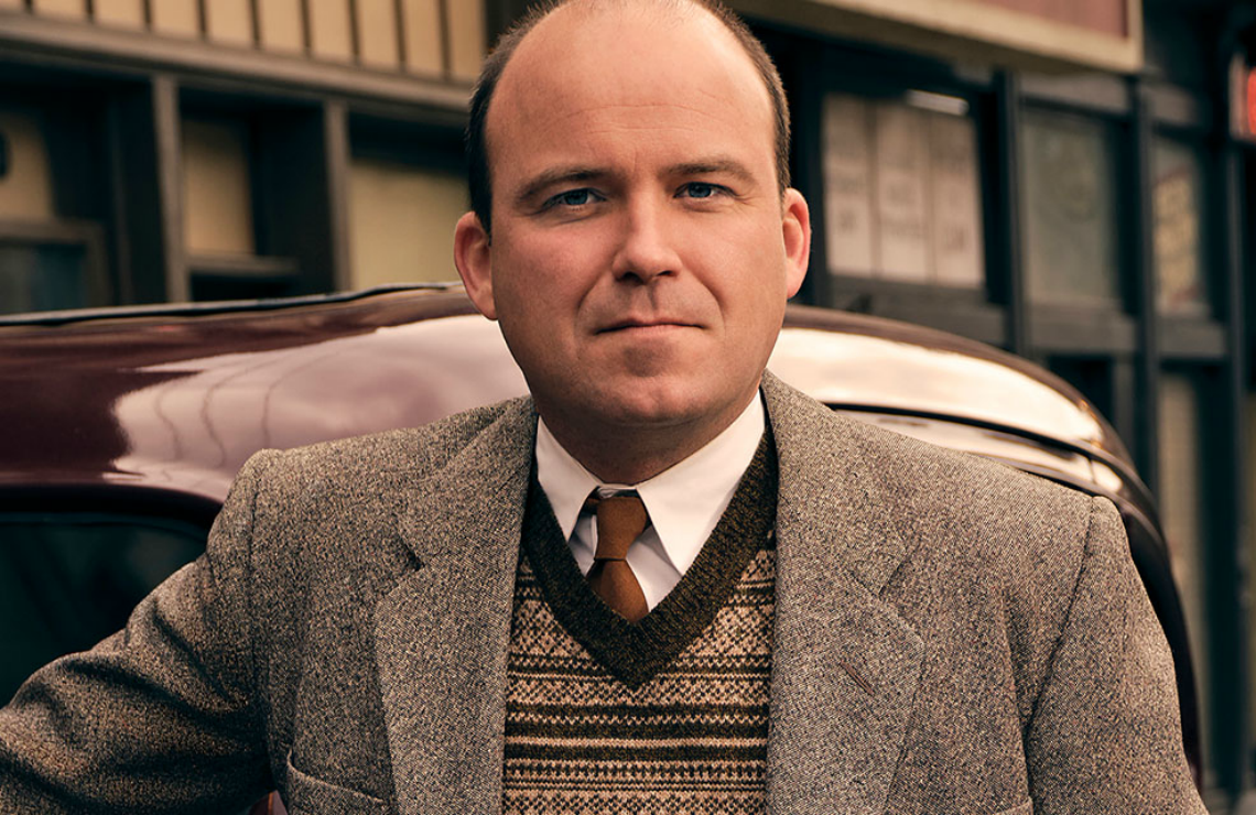 Rory Kinnear in Penny Dreadful: City of Angels. (Photo: Showtime)
