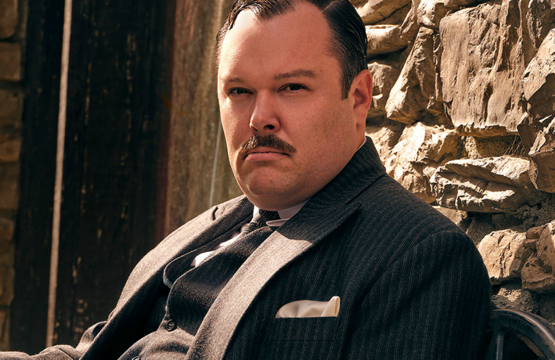 Michael Gladis in Penny Dreadful: City of Angels. (Photo: Showtime)