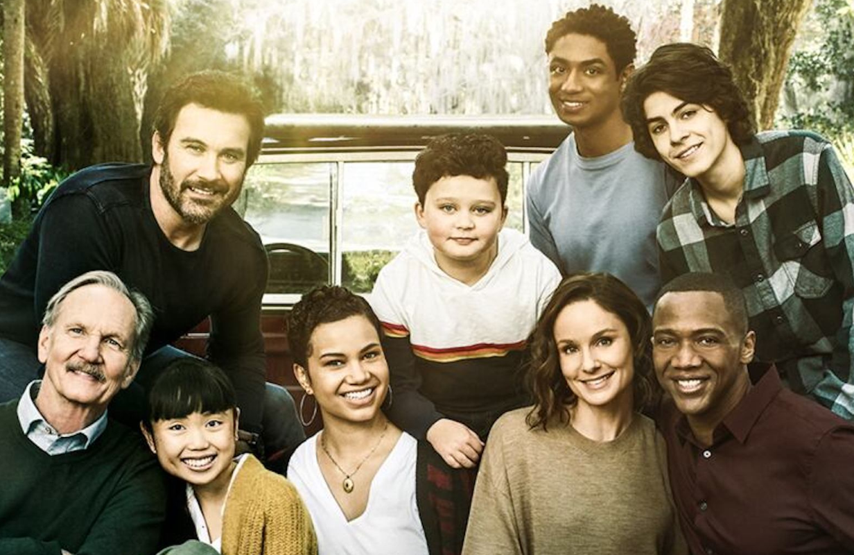 The large cast of Council of Dads. (NBC Universal)