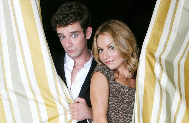 Ugly Betty stars Michael Urie  and Becki Newton star in the CBS comedy pilot Fun. (Photo: ABC)