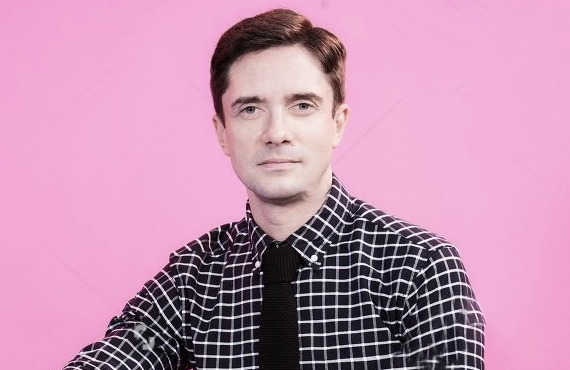 Topher Grace stars in the ABC comedy pilot Home Economics.