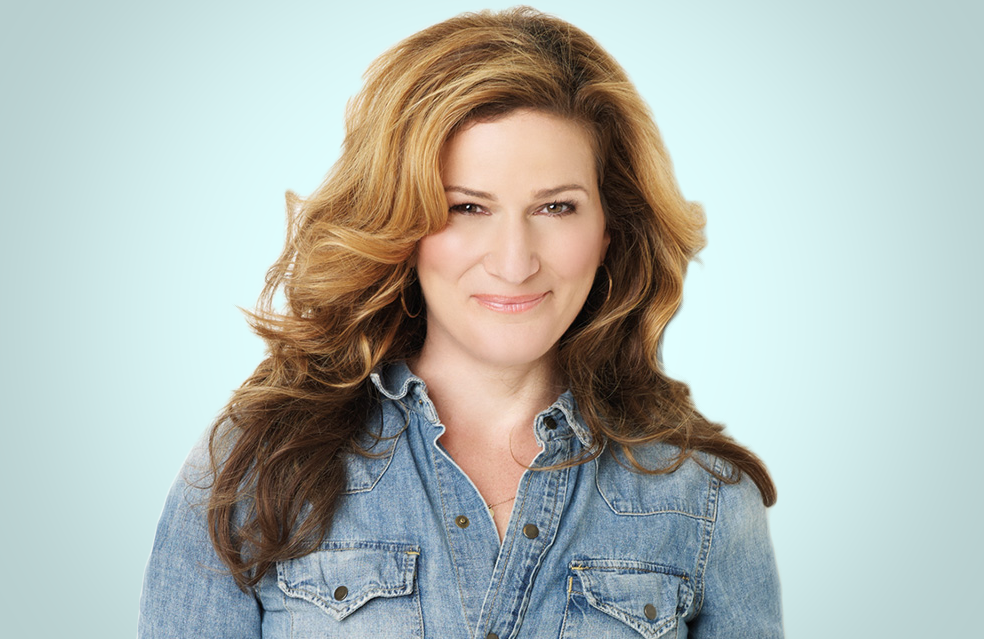 Ana Gasteyer stars in the NBC comedy pilot American Auto.