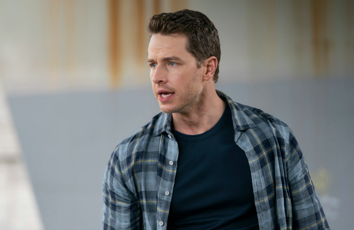 Josh Dallas in Manifest. (Photo: NBC)