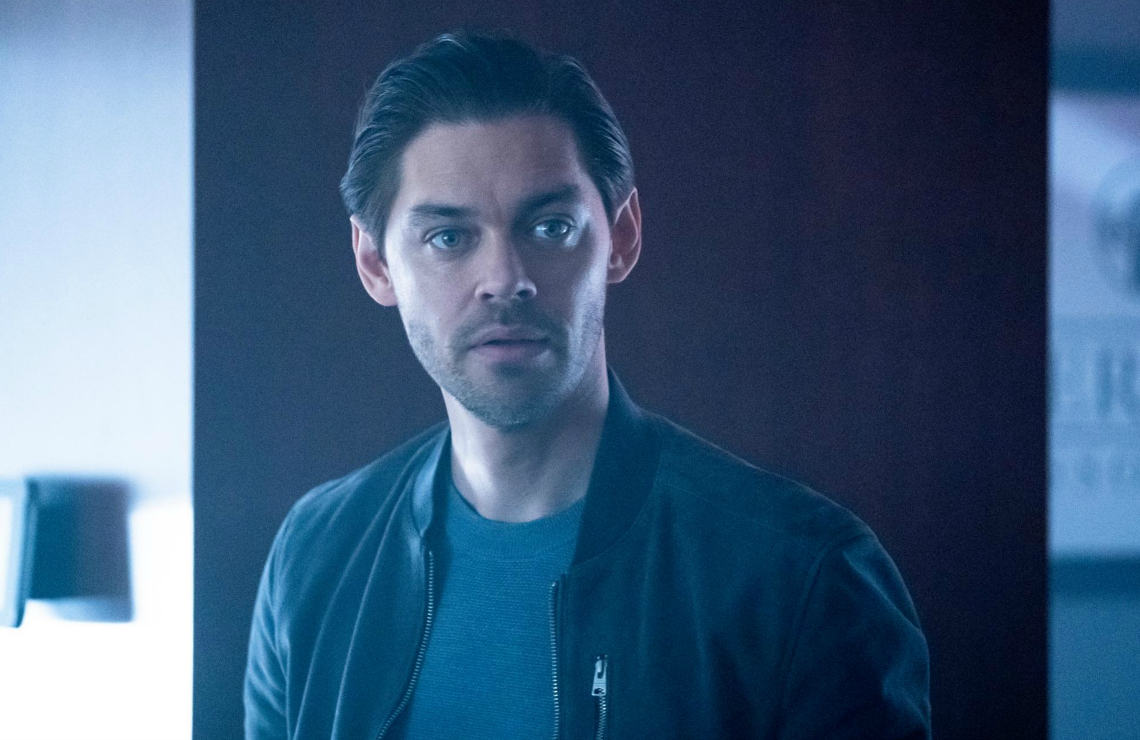 Tom Payne in Prodigal Son. (Photo: FOX)