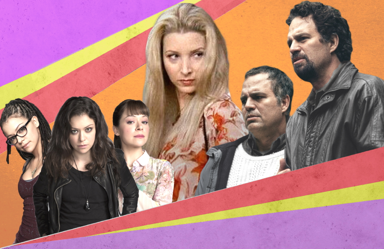 Nina Collins Twitter Porno a taxonomy of actors playing dual roles on tv - primetimer