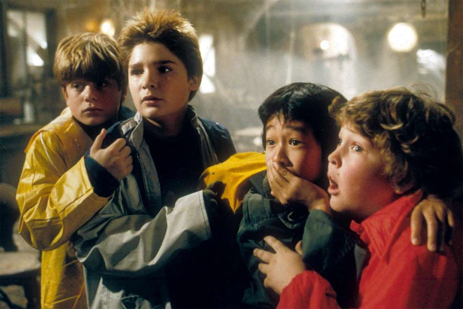 Taking inspiration from the 1985 film The Goonies, this Fox pilot has a central mystery of its own. (Photo: Warner Bros.)