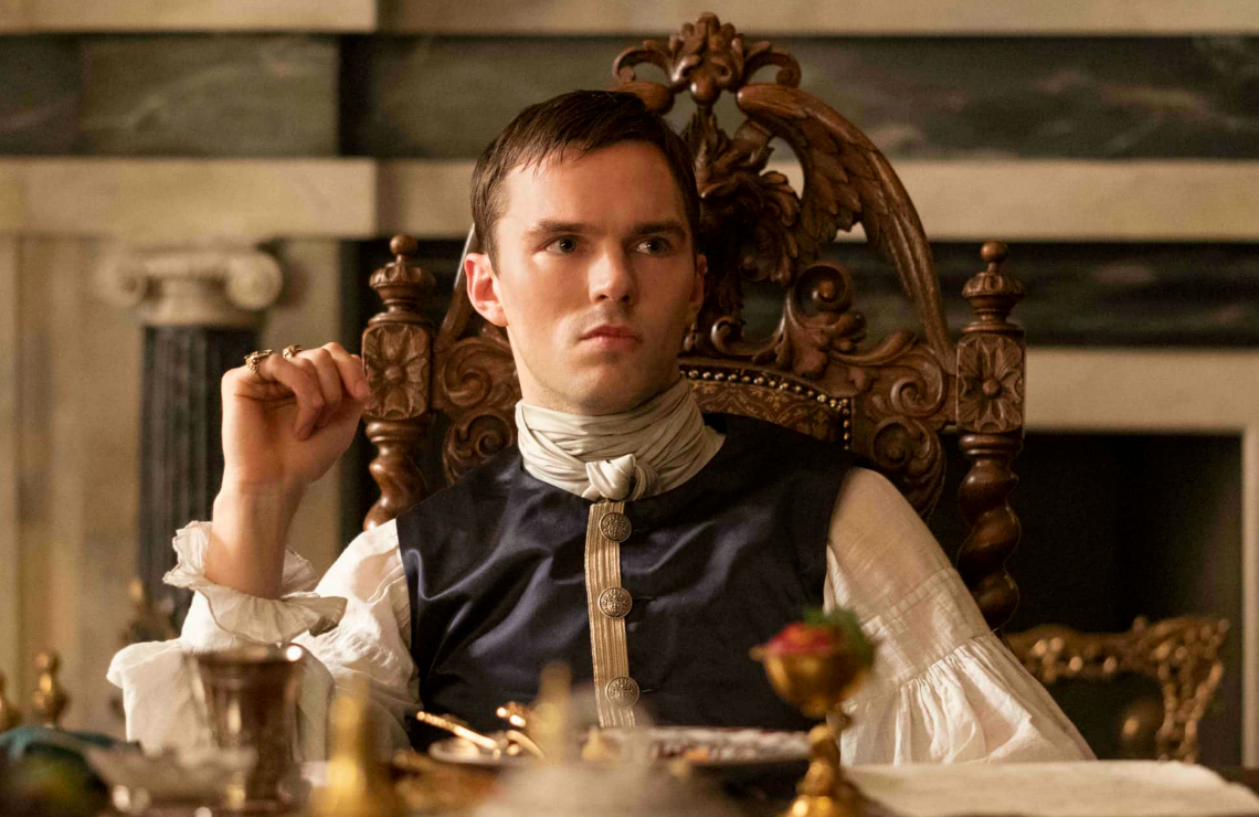 Nicholas Hoult in The Great. (Photo: Hulu)