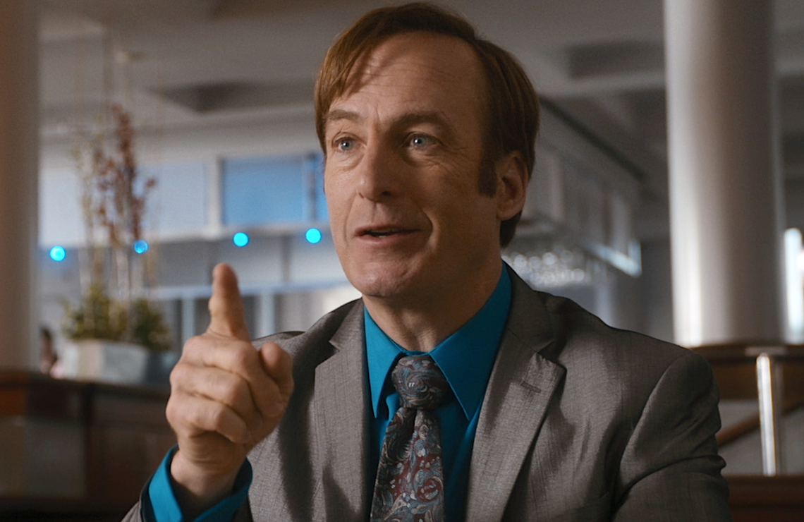 Bob Odenkirk in Better Call Saul. (Photo: AMC)