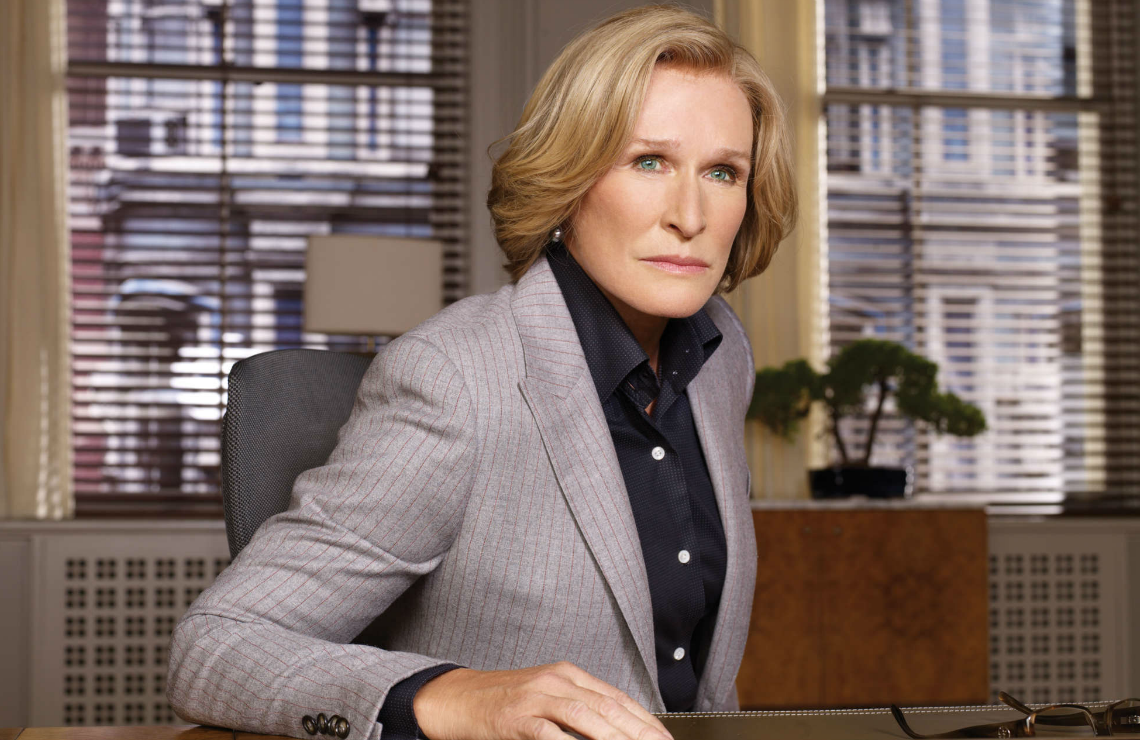 Glenn Close in Damages. (Photo: FX)