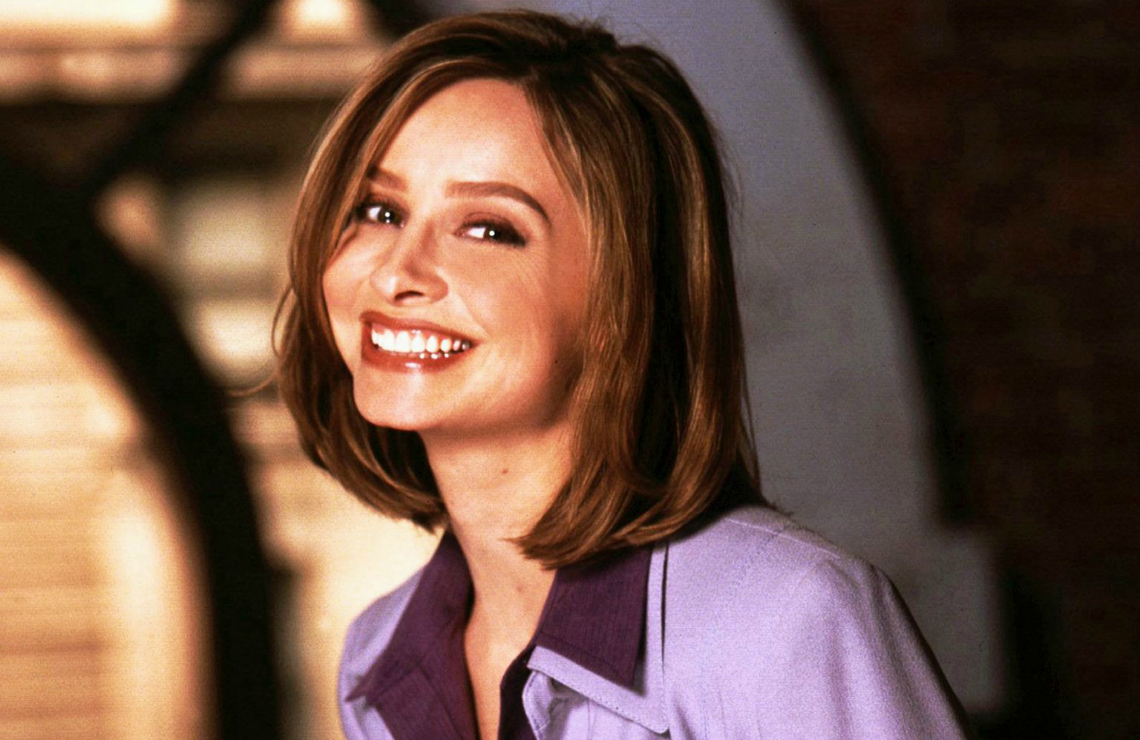 Calista Flockhart in Ally McBeal. (Photo: Fox)