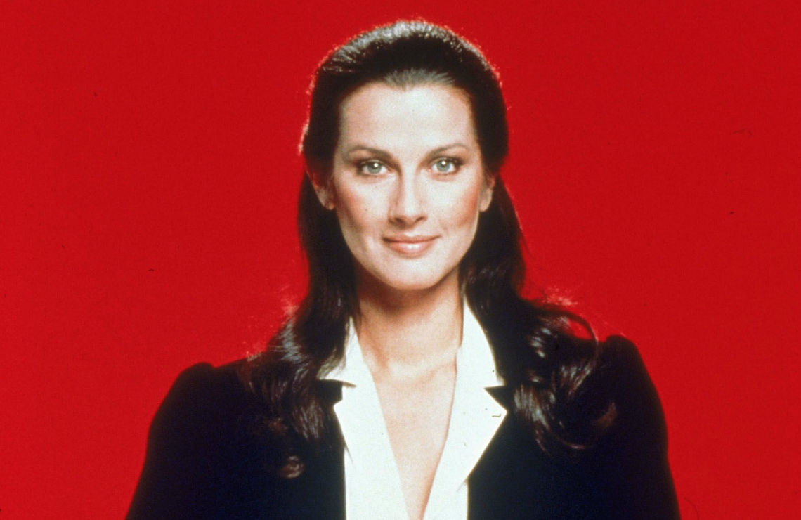 Veronica Hamel in Hill Street Blues. (Photo: NBC)