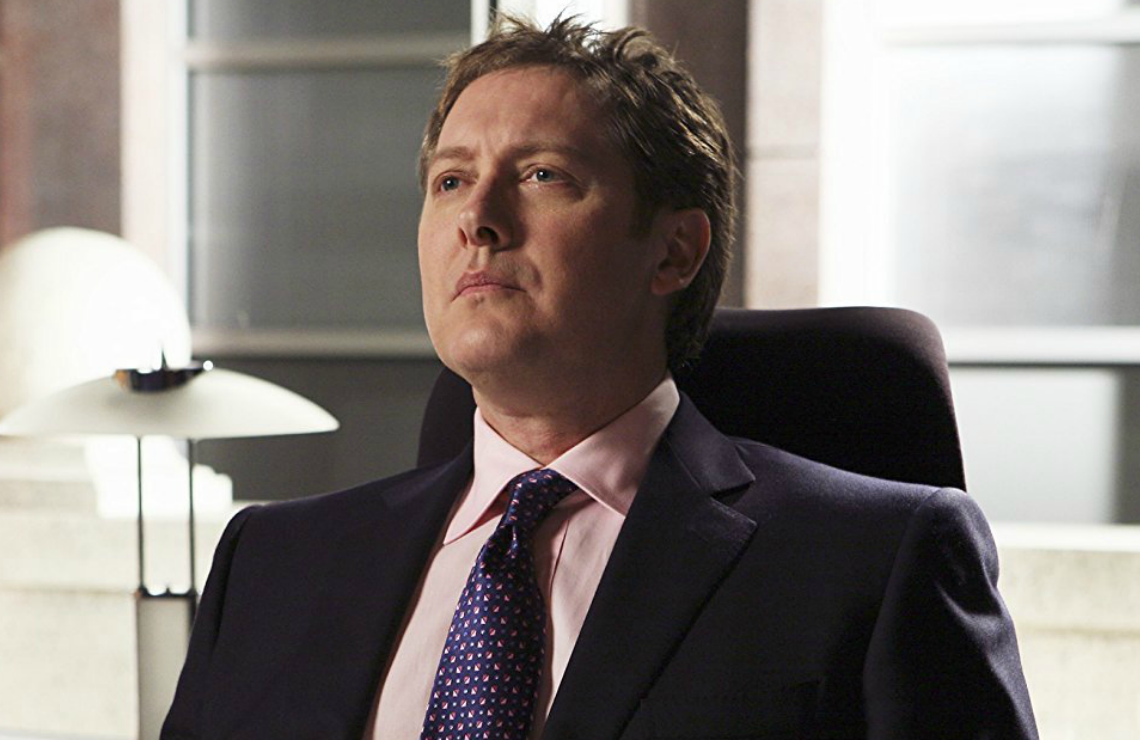 James Spader in Boston Legal. (Photo: ABC)