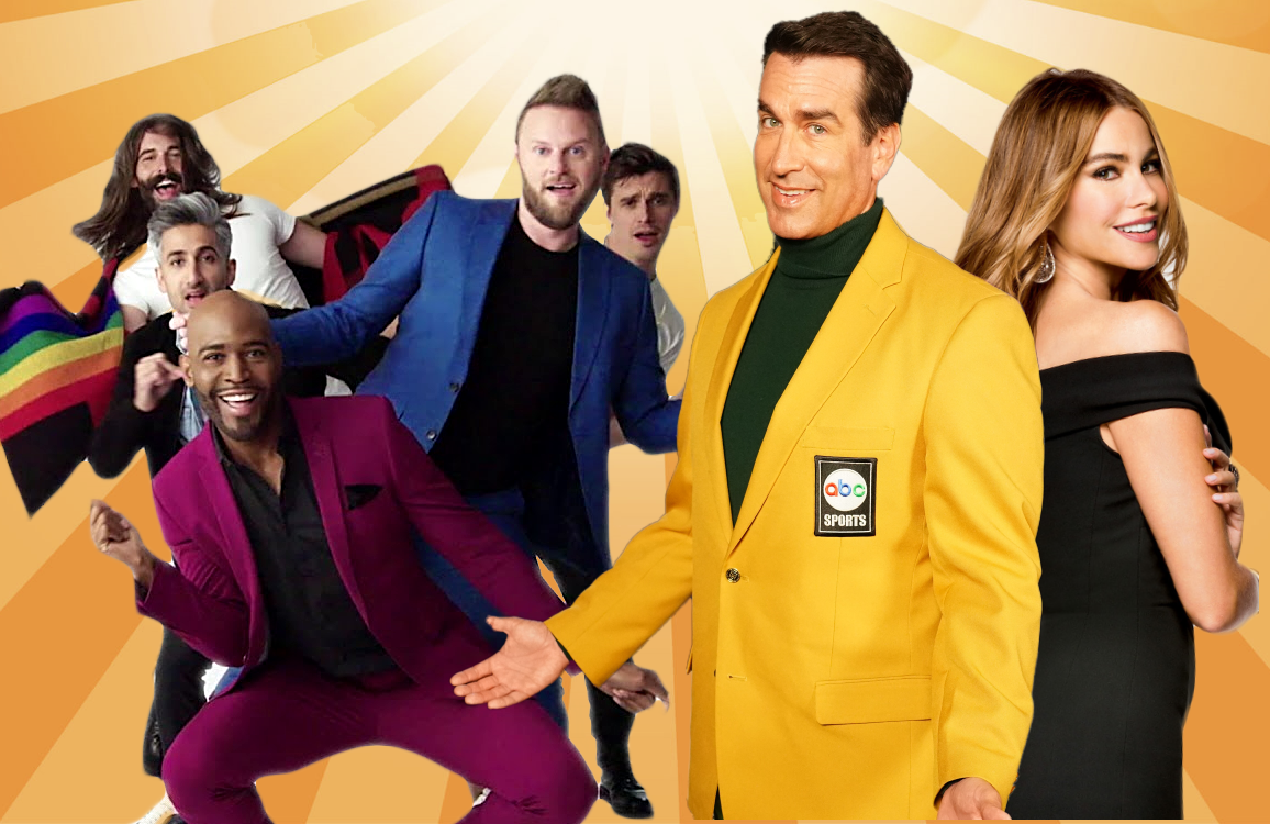 Netflix's Queer Eye, ABC's Holey Moley and NBC's America's Got Talent (with new judge Sofia Vergara) are just a few of the shows headed our way in the coming weeks.