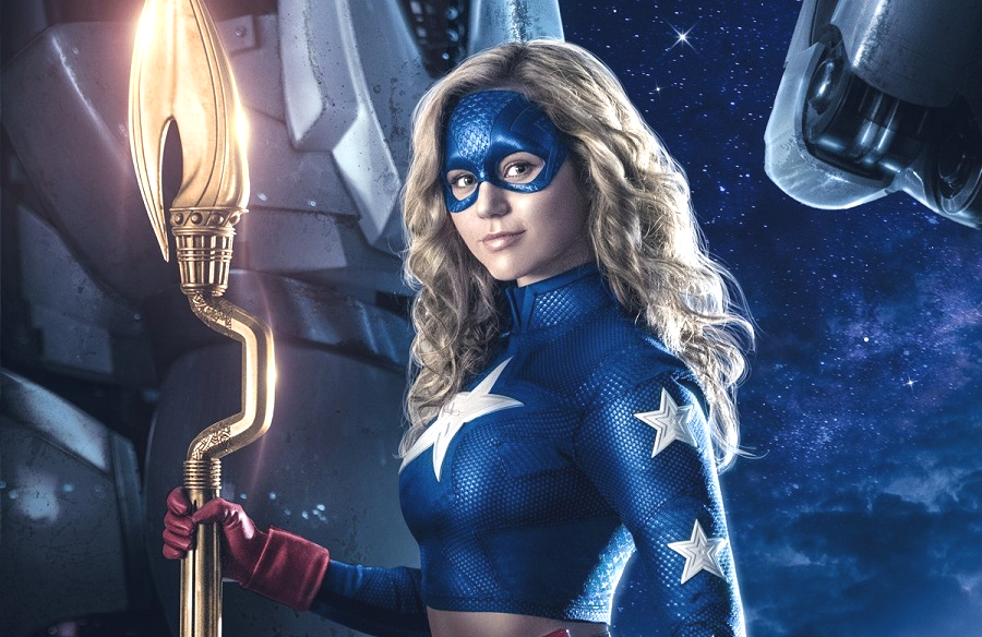 Brec Bassinger in Stargirl. (DC Universe/The CW)