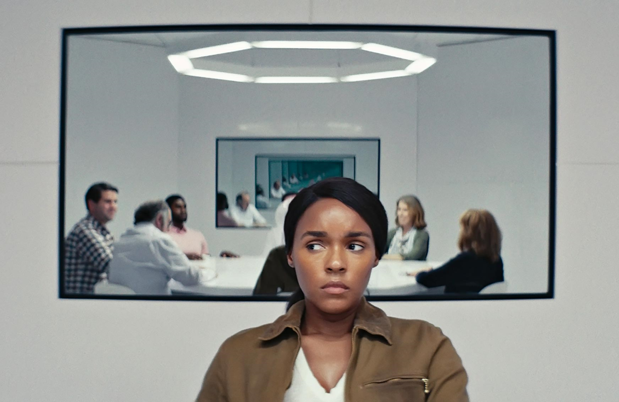 Janelle Monáe in Homecoming. (Amazon)