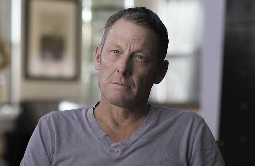 """No more lies,"" promises Lance Armstrong in the 30 for 30 documentary Lance. (ESPN)"