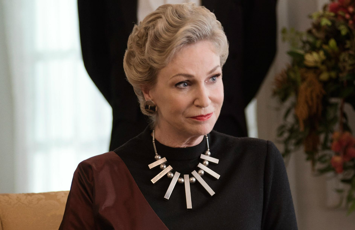 Jane Lynch in The Marvelous Mrs. Maisel. (Amazon)