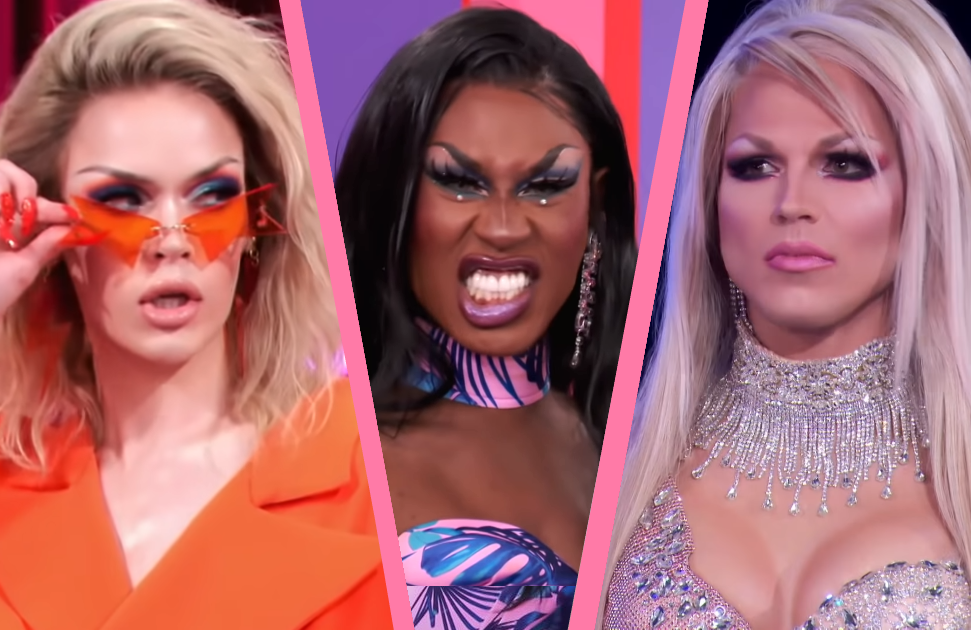 Blair St. Clair, Derrick Barry and Shea Couleé return in RuPaul's Drag Race All Stars (VH1)
