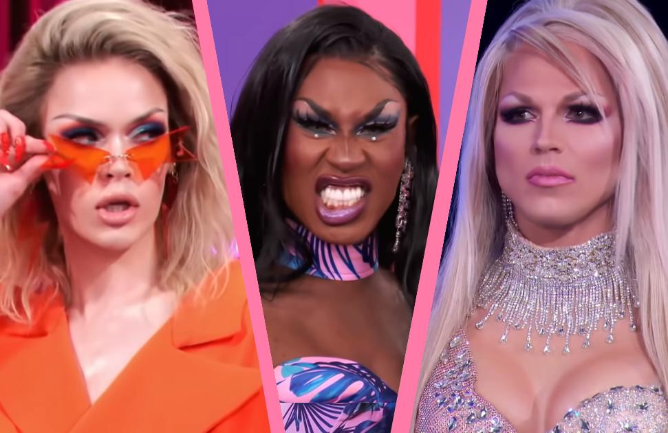 Blair St. Clair, Derrick Barry and Shea Couleé return in RuPaul's Drag Race All Stars (VH1)