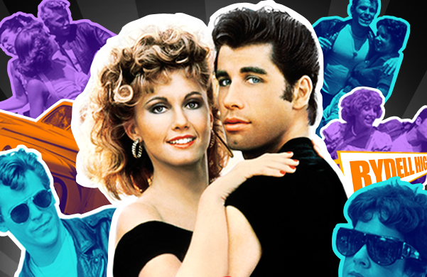 A promotional image for Sunday Night's Grease Sing-Along. (CBS/Paramount)