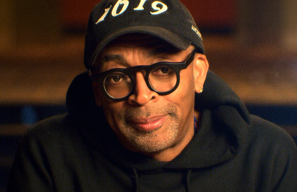Spike Lee in Dear.... (Apple TV+)