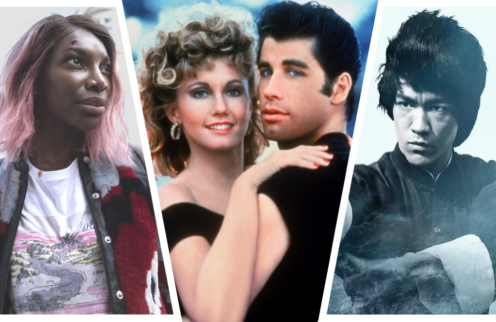 I May Destroy You, Grease and 30 for 30: Be Water headlines this weekend's programming highlights. (HBO/CBS/ESPN)
