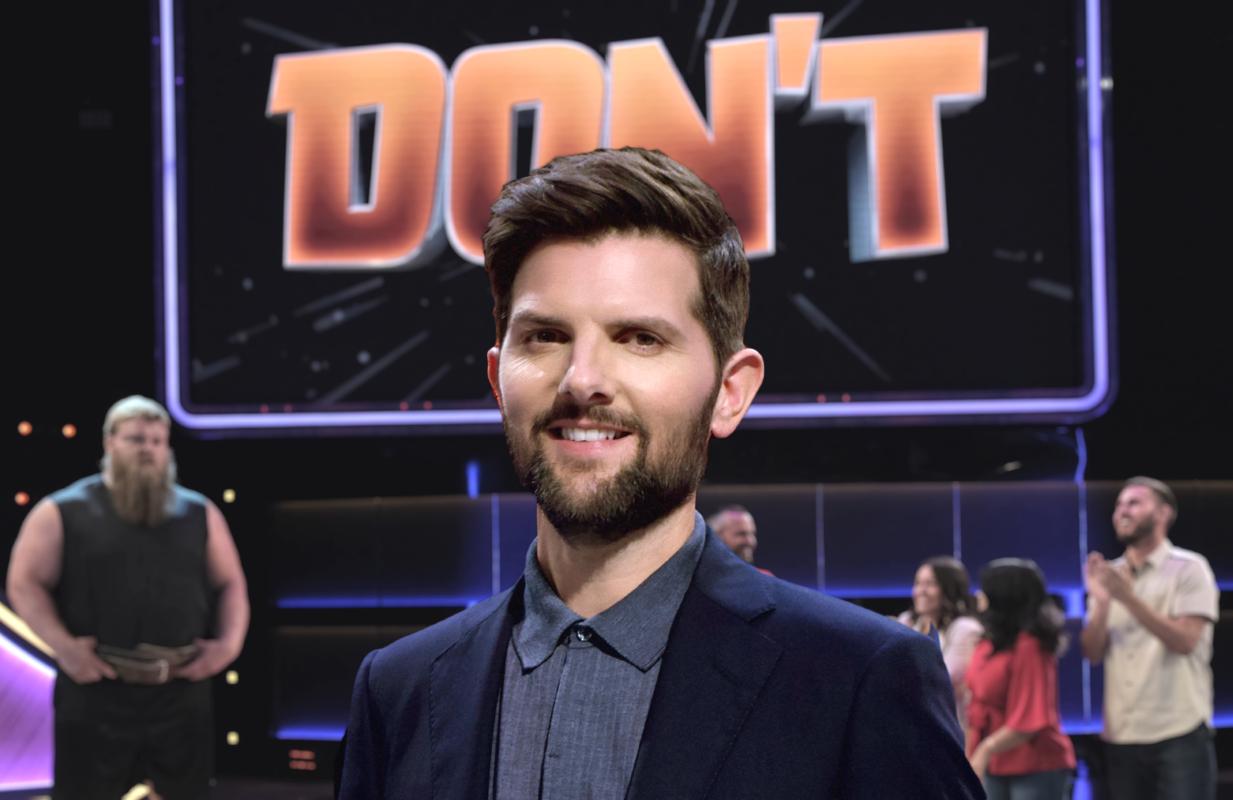 Adam Scott hosts Don't. (ABC)