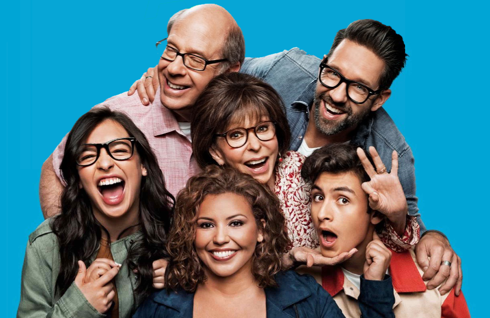 A promotional image for One Day at a Time's fourth season. (CBS)