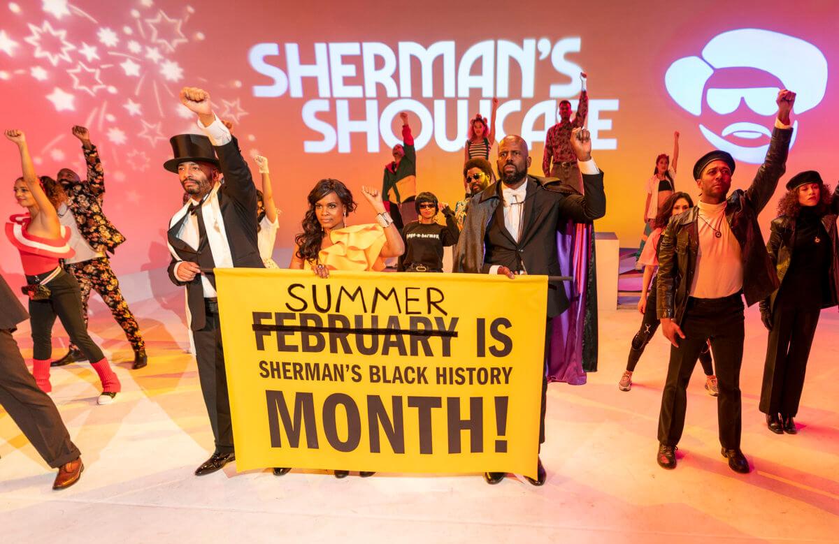 Sherman's Showcase: Black History Month Spectacular (IFC)