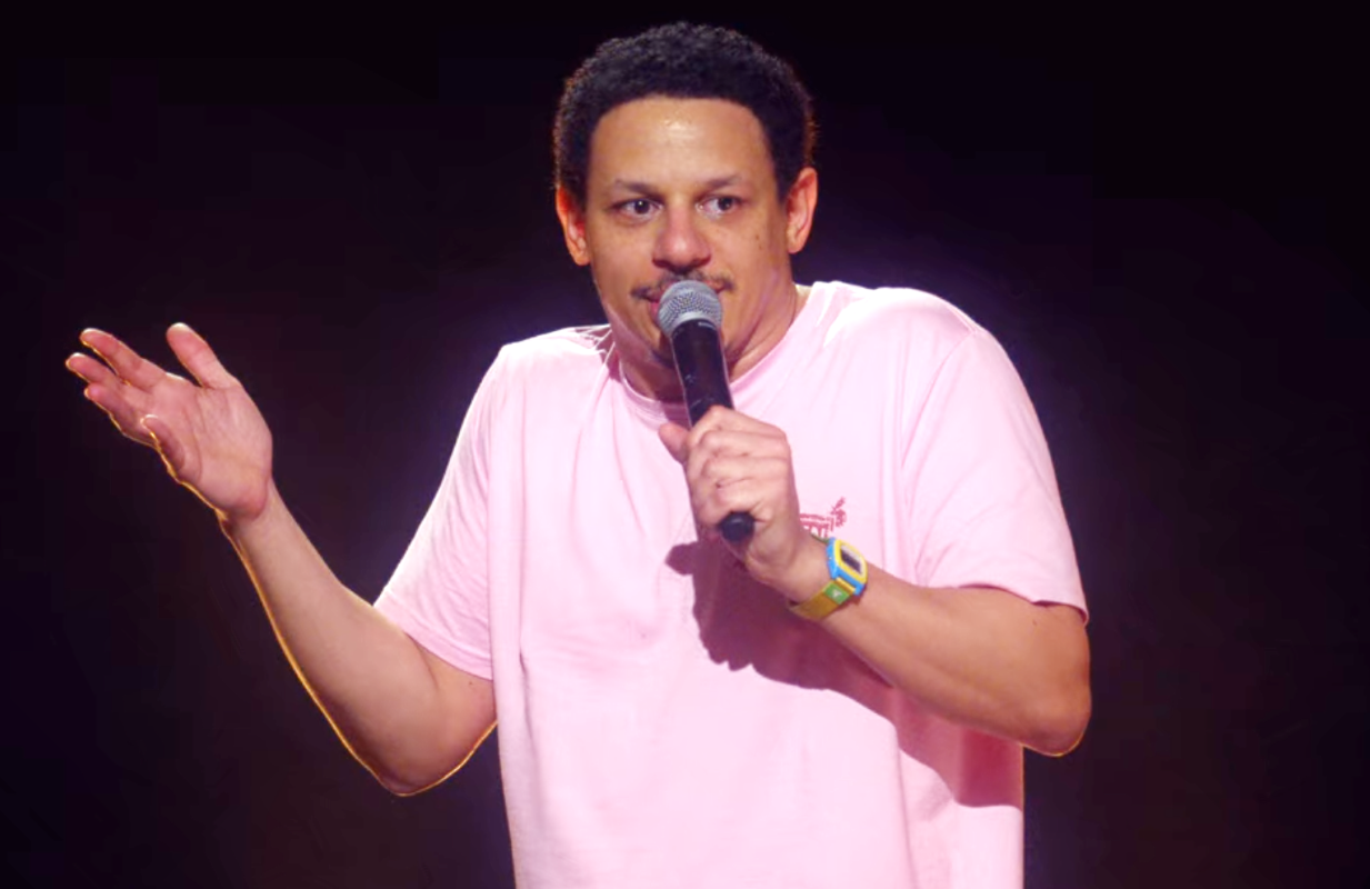 Eric Andre in Legalize Everything. (Netflix)