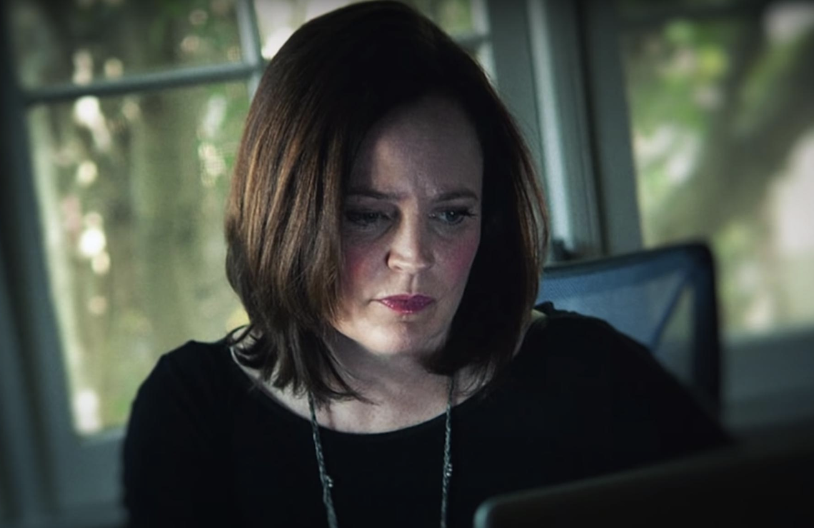 I'll Be Gone in the Dark follows Michelle McNamara's hunt for the Golden State Killer. (HBO)