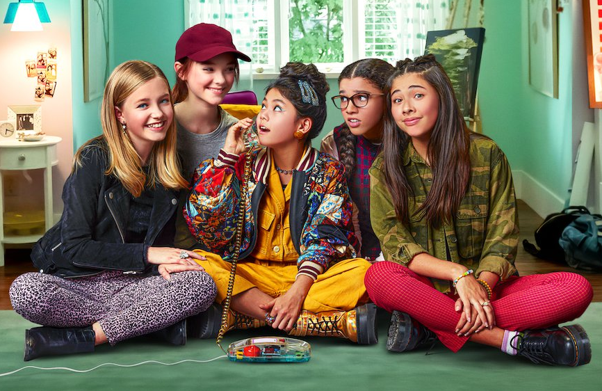 The Baby-Sitters Club (Netflix)