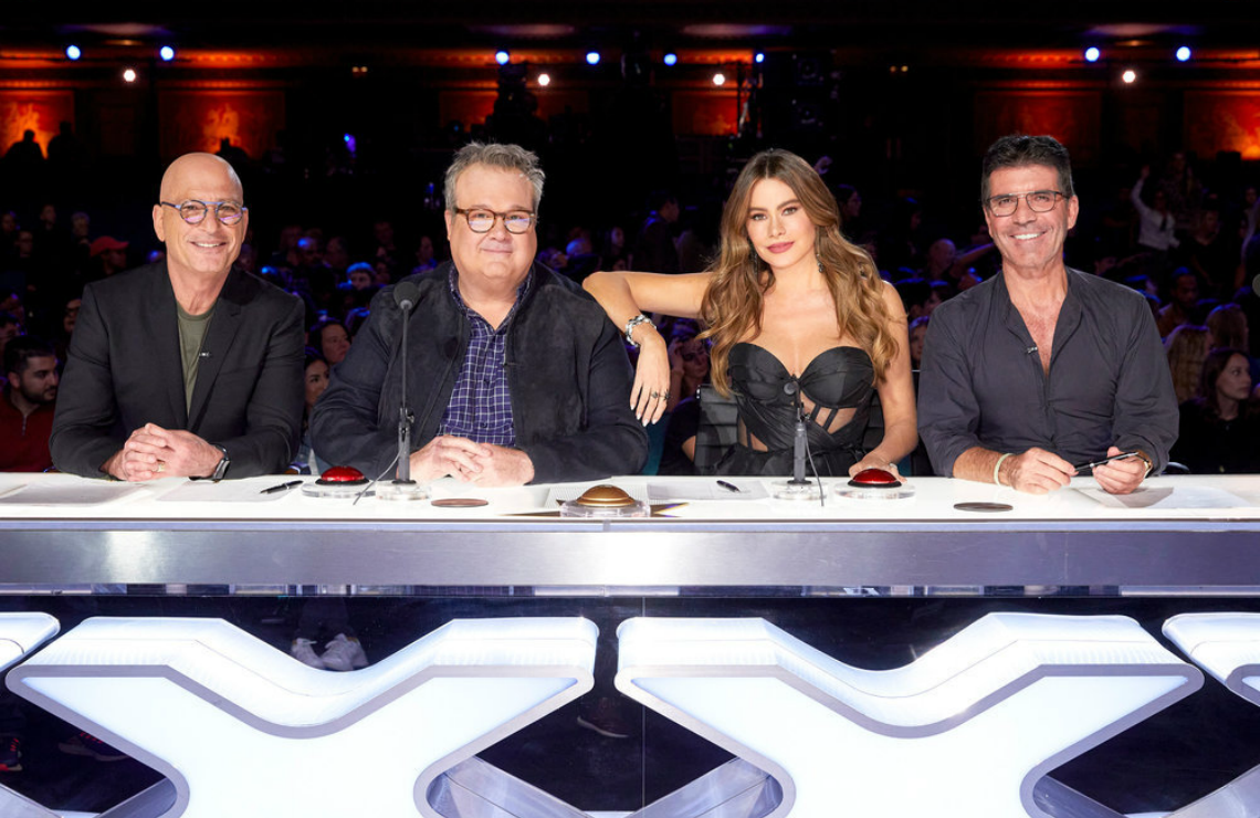 With The Bachelorette missing from ABC's schedule, to date NBC's America's Got Talent is this summer's ratings leader by far. (Photo: NBC)