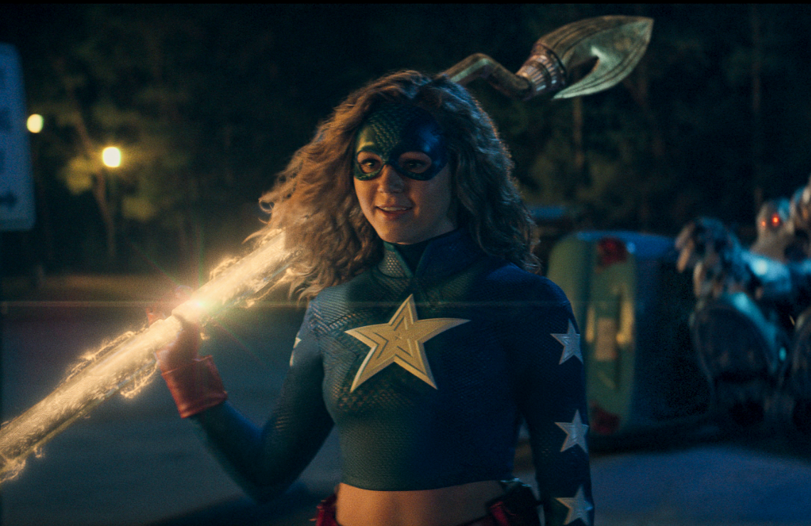 Brec Bassinger in Stargirl. (Photo: The CW)