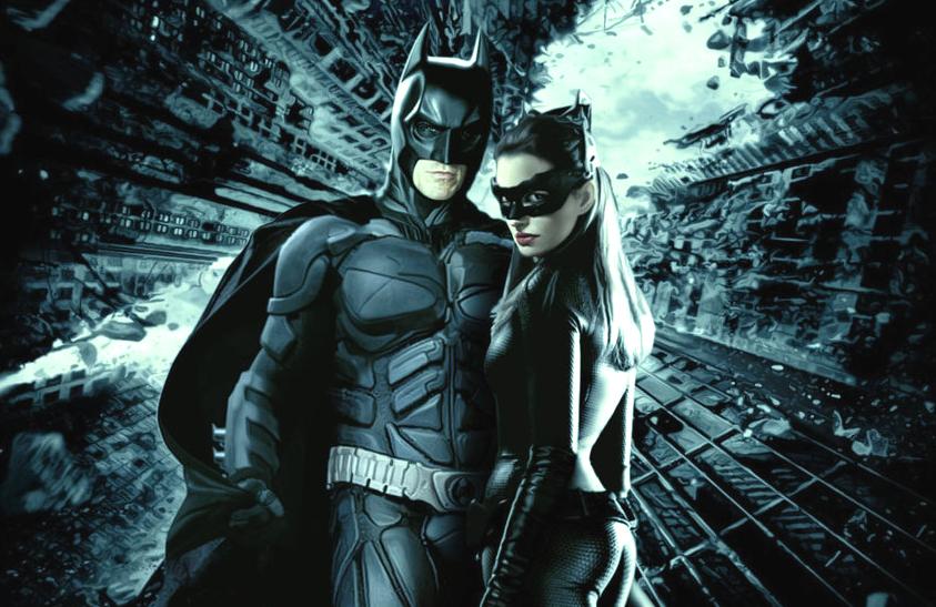 The Dark Knight Rises (Warner Bros)