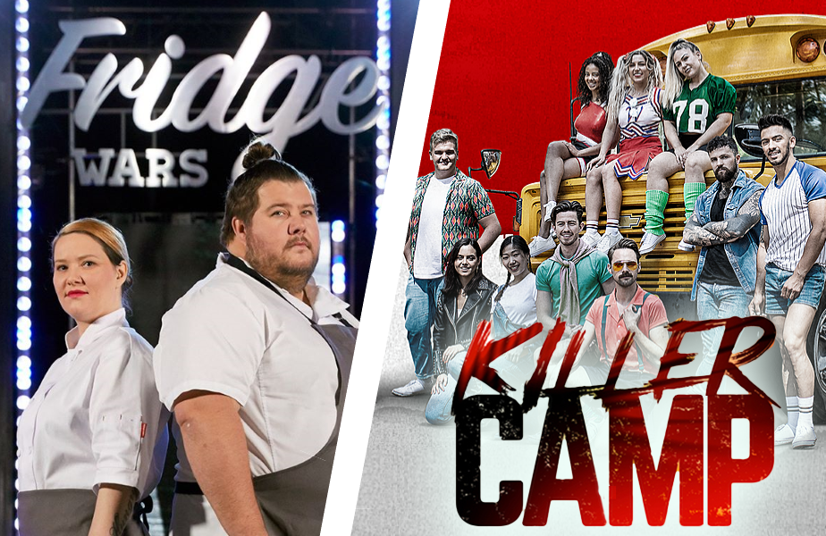 With most of its regular programming sidelined by coronavirus shutdowns, The CW is keeping the lights on this summer with reality imports like Fridge Wars and Killer Camp.