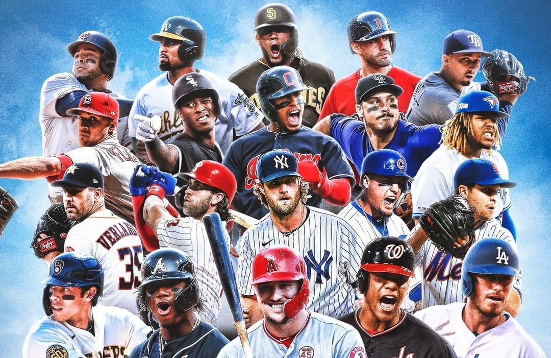 After a four-month delay, Major League Baseball returns tonight. (Graphic: Fox Sports)