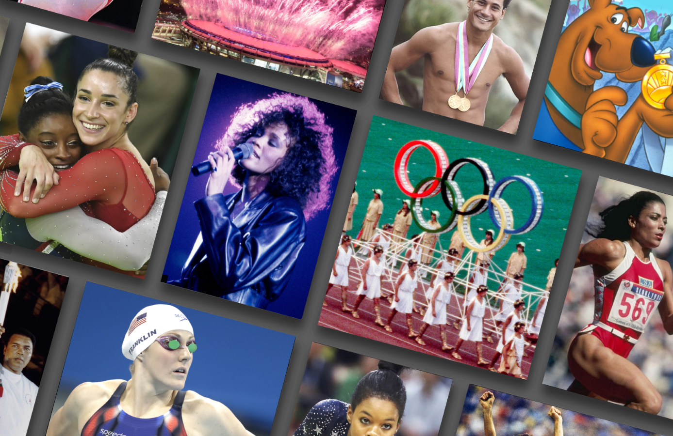 COVID may have derailed this Summer's games, but there's plenty of Olympics-themed content available online to fill the next two weeks and beyond.