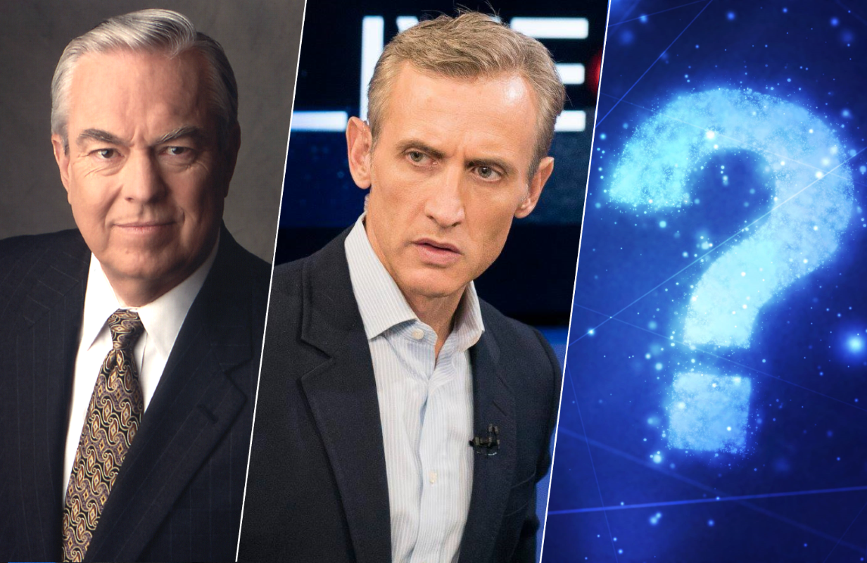 A&E has built its brand around true crime of one sort or another for the better part of the last three decades, from Bill Kurtis (left) in the 90s, to Dan Abrams (middle) in the 2010s,