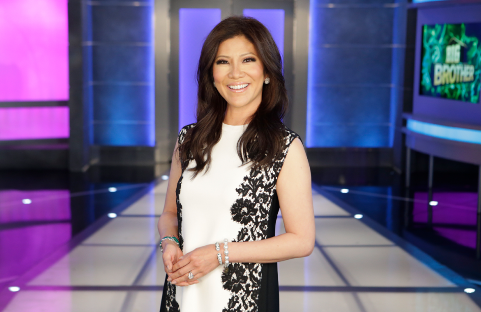 Julie Chen Moonves hosts Big Brother (Photo: Sonja Flemming/CBS)