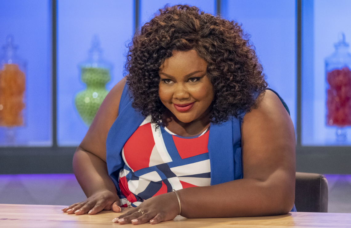 Nicole Byer in Nailed It! (Netflix)