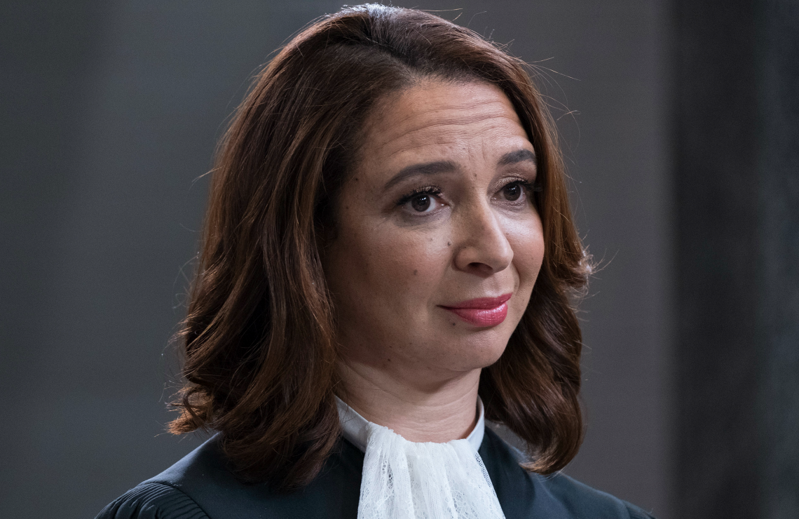 Maya Rudolph in The Good Place. (NBC)