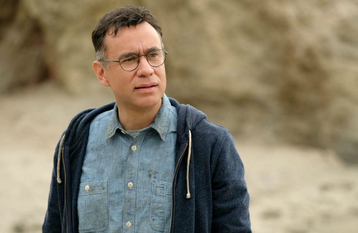 Fred Armisen in Forever. (Amazon)