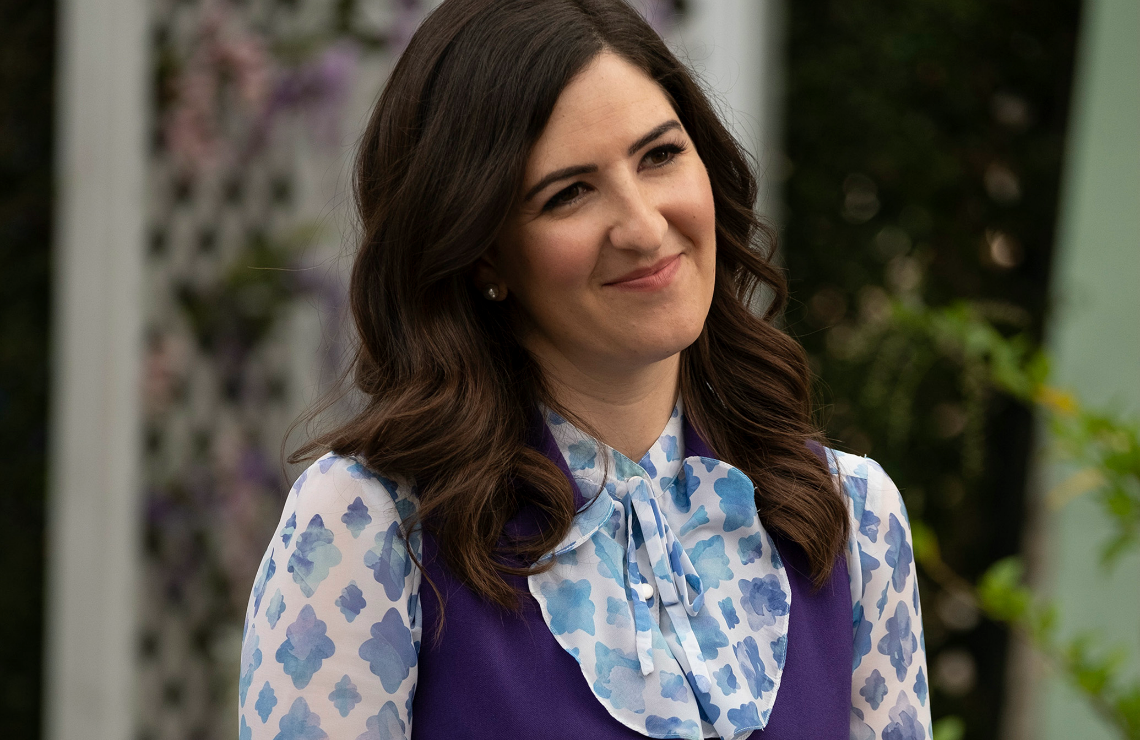 D'Arcy Carden in The Good Place. (NBC)
