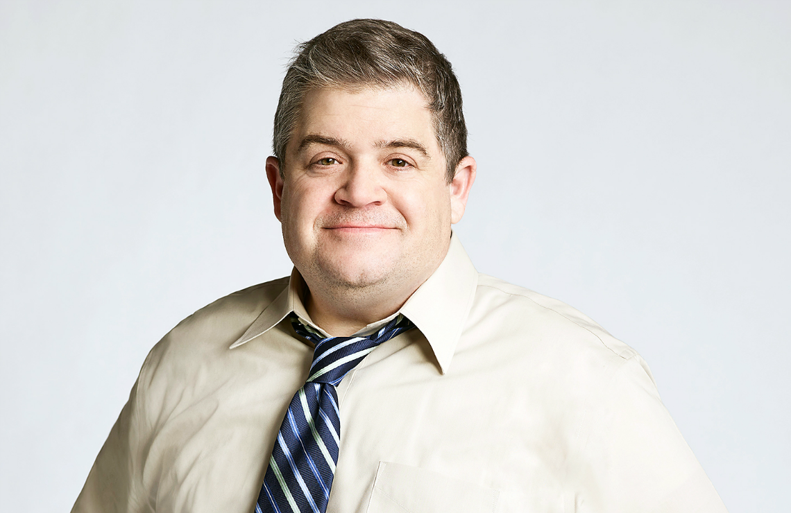 Patton Oswalt in A.P. Bio. (NBC)