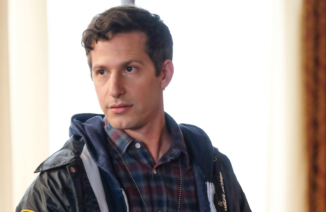 Andy Samberg in Brooklyn Nine-Nine. (NBC)